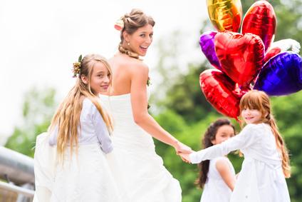 Comment habiller un enfant pour un  mariage ?