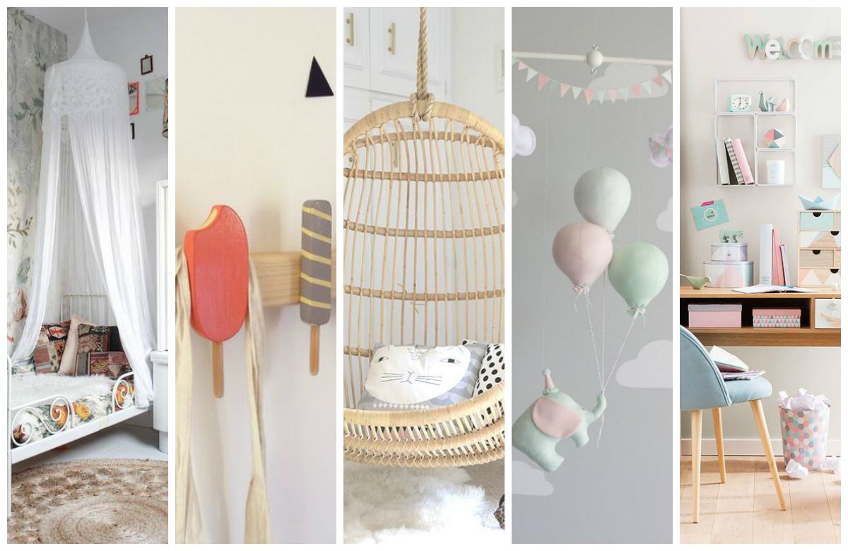 10 sublimes id es d co pour une chambre d enfant vetabebevetabebe. Black Bedroom Furniture Sets. Home Design Ideas