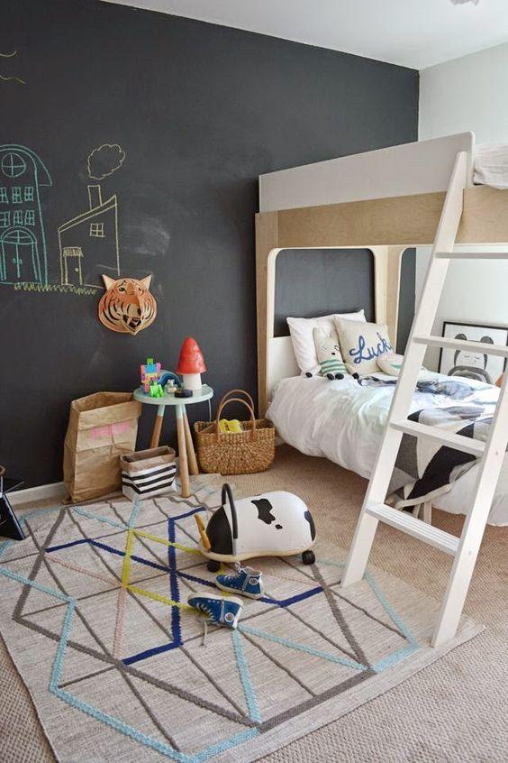 mur-ardoise-chambre-enfant