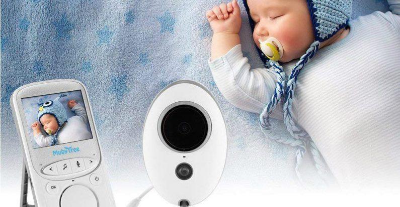 Le babyphone : un accessoire indispensable dans la chambre de bébé